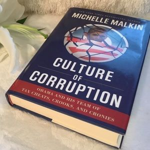Other - CULTURE OF CORRUPTION, MICHELLE MALKIN